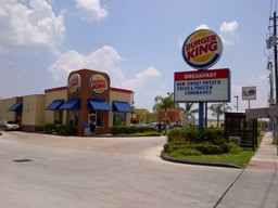 Burger King - Houston
