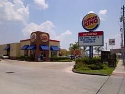 Burger King - Houston