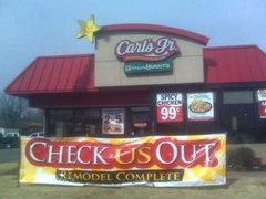 Carls Jr - OK